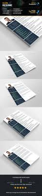 17 best images about resume resume styles buy resume by zeropixels on graphicriver features easy customizable and editable paper size bleeds resume in bleed cmyk color design
