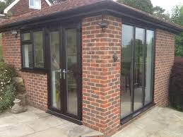 Bay Window Pics With Modern White Wooden Window Frames And Expose - Black window frames for new modern exterior