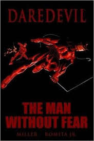Marvel: Daredevil: Man <b>Without Fear</b> (New <b>Printing</b>) from Daredevil ...