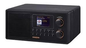 Review: <b>Sangean WFR-30</b> (DAB+ Internetradio (met afbeeldingen ...