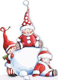 Lutin de Noël GS