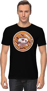 <b>Футболка классическая Printio</b> Дроид BB-<b>8</b> #843704