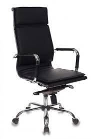 <b>Кресло руководителя Бюрократ CH-993MB</b> черный ...