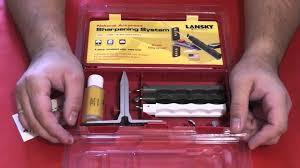 Обзор наборов для заточки <b>Lansky</b>. - YouTube