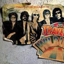 LYRIC OF THE WEEK The Traveling Wilburys Not Alone Anymore. traveling wilburys volume 1 51f7593964e91
