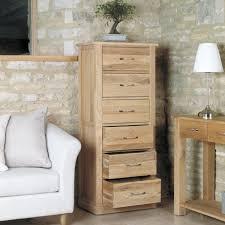mobel oak tallboy 6 drawer cor12a mobel solid oak dvd