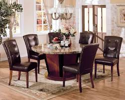 Modern Round Dining Room Tables 50 Gorgeous Round Dining Room Table Sets Aida Homes