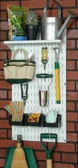 Организуем хранение дачных инструментов 9 | Организация ...