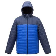 <b>Куртка мужская Outdoor</b>, темно-синяя с ярко-синим - заказать ...