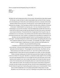 images about thesis statement and outline on pinterest  here is a sample personal perspective essay from enc   pdf