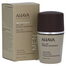 Ahava <b>men's</b> roll-on mineral <b>deodorant</b>, Минеральный <b>шариковый</b> ...