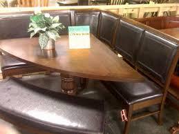bench sets table corner set