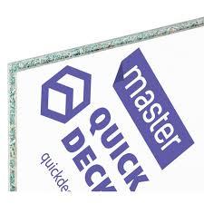 <b>плита ДСП шпунт</b>. QuickDeck Master <b>1830х600х18мм</b> влагостойкая