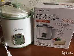 <b>Йогуртница VES</b> electric <b>H</b>-<b>270</b> купить в Рязани | Товары для ...