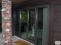 patio door insulation