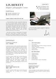 resume design lix hewett lix hewett design lix hewett design cv lix hewett resume design