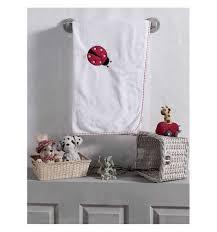 <b>Плед Kidboo Little Ladybug</b> 80 х 120 см, цвет: белый/красный ...