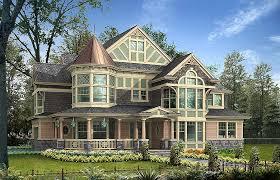 Impressive Luxurious Victorian House Plan   JD   nd Floor    Plan JD ArchitecturalDesigns com