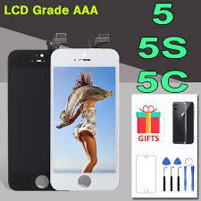 Hot Sale <b>Grade AAA</b> Quality Display For iPhone 5S 5G 5C <b>LCD</b> ...