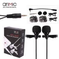 «<b>Ulanzi AriMic</b> 6м двойной <b>микрофон</b>» — <b>Микрофоны</b> — купить ...