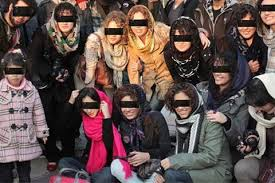 Image result for بدحجابی دختران