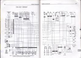 1980 honda ct110 wiring diagram 1980 automotive wiring diagrams 1989 1990 honda cbr600f wiring diagrams