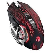 programmable <b>USB</b> optical wired gaming <b>Inphic gaming mouse</b> ...