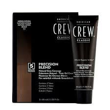 <b>AMERICAN CREW</b> 4/5 <b>краска</b> для седых волос, средний ...