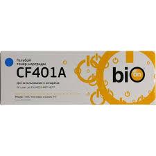<b>Картридж</b> BION <b>CF401A</b> Голубой (Cyan) — купить, цена и ...
