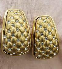 Swarovski <b>Crystal Clip</b> Fashion Earrings for sale | eBay