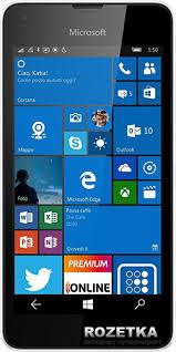 Rozetka.ua | Microsoft Lumia 550 White. Цена, купить Microsoft ...