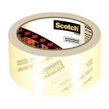 Скотч SCOTCH Клейкая <b>лента</b> 48 мм х 50 <b>м</b>, <b>упаковочная</b> ...