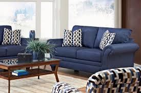 blue sofas living room: living room enchanting blue decoration using black