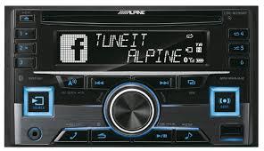 Купить <b>Автомагнитола Alpine CDE-W296BT</b>, 2DIN, USB в . Цены ...