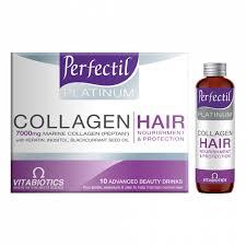 PERFECTIL <b>PLATINUM</b> коллаген для <b>волос</b>, 10 шт., 50 мл