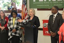 gillibrand republican members of congress who don t hold town gillibrand republican members of congress who don t hold town halls shouldn t be in office public media