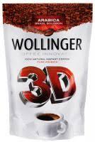 <b>Wollinger 3D кофе</b> черный <b>растворимый</b> 150 г