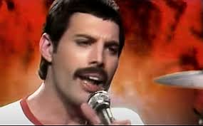 The Day <b>Freddie Mercury's</b> Mustache Appeared