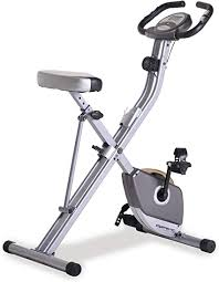 Exerpeutic <b>Folding</b> Magnetic Upright <b>Bike</b> with Pulse and maximum ...