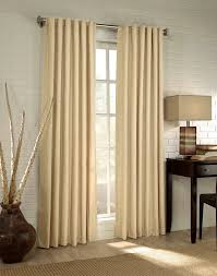 Hidden Tab Curtains Hanging Back Tab Curtains Home Decorations
