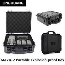 <b>STARTRC Portable Waterproof</b> Controller Bag Pouch for DJI Mavic ...