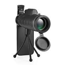 <b>40X60 BAK4 Monocular Telescope</b> HD Mini <b>Monocular</b> Outdoor ...