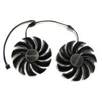T129215SU 88mm GPU <b>Cooler Graphics card fan</b> for REDEON...