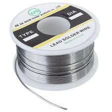 [US$4.14] 100g 1mm <b>Tin</b> Lead Rosin Core <b>Soldering Solder</b> Iron ...