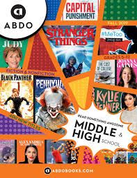 Abdo Publishing Middle/High School Catalogue Fall 2019 by ...