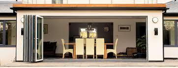 bi fold door gallery installer bi fold door north east aluminium bifold patio fold doors bi fold doors home office