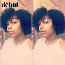Part <b>Lace Front</b> Short Bob Wig Afro Kinky Curly <b>Human</b> Hair Wigs ...