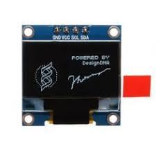 """<b>Diymall</b> 0.96"""" Inch Yellow and Blue <b>I2c</b> IIC Serial 128x64 <b>Oled</b> LCD ..."""