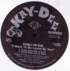 Family Of Eve - <b>I Wanna Be Loved</b> By You (2008, Vinyl) | Discogs