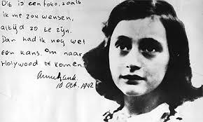 Karte von Anne Frank in Trödelladen entdeckt - annefrank20080423143817